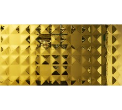 Metalix Diamond Gold Mirror 60x30