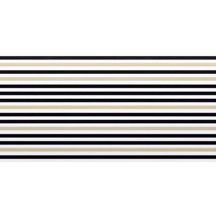 Geo Suite Stripes 60x30