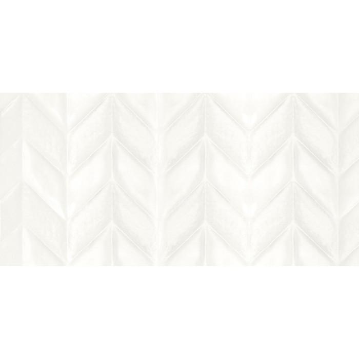 Roteo Chevron Bianco 60x30