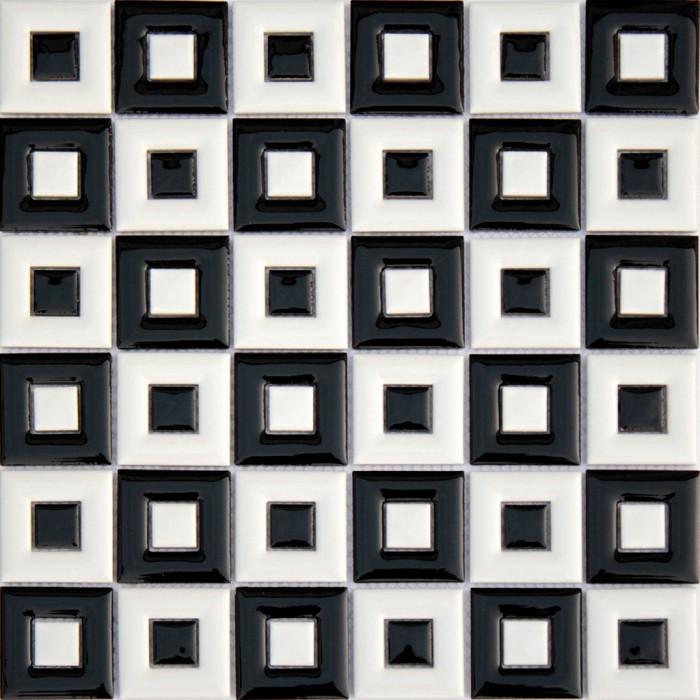 Flash Black&White 30x30