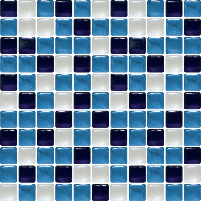 Hard Candy Blue 30x30 MS.08
