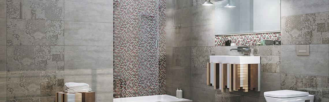 Mozaiki i listwy